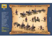 Artillería Francesa 1810-1814 (Vista 4)