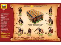 Legionarios Imperiales Romanos (Vista 4)
