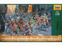 Infantería de la Guerra de los 100 Años (Vista 2)